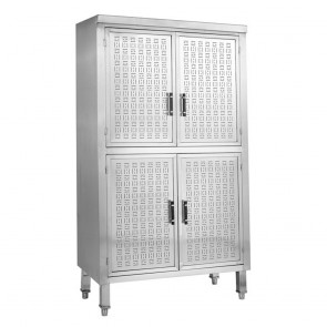 USC-6-1000 Upright Stainless Steel Storage Cabinet