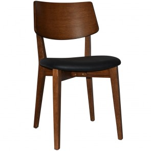 Vanja Dining Chair Faux Leather