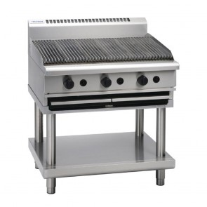 Waldorf by Moffat Natural Gas Char Grill CH8900G-LS