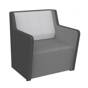 Wave 1 Seater Lounge Seating
