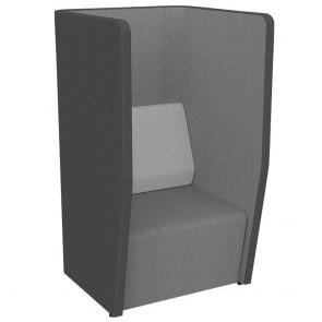 Wave Break 1 Seater Quiet Lounge
