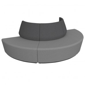 Wave Canopy Super Quiet Lounge Seating