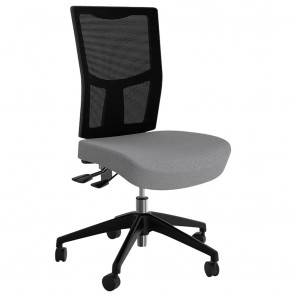 Wave Custom Mesh Back Office Chair