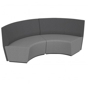 Wave Modular Soft Seating Acoustic Lounge