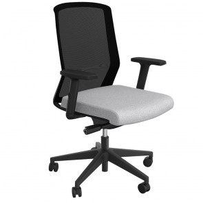 Wave Sync Custom Office Chair with Armrests