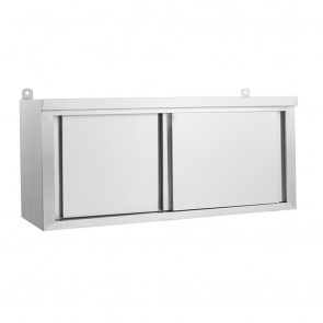 WC-1200 FED Stainless Steel Wall Cabinet - WC-1200