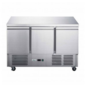 XGNS900-4D FED-X Four Drawer Compact Workbench Fridge - XGNS900-4D