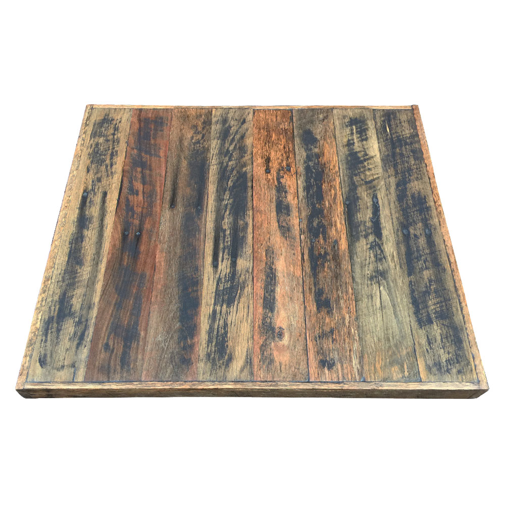 Recycled Timber Table Top Apex