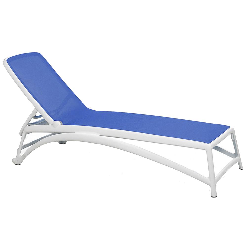 Tatiana Adjustable Outdoor Sun Lounge Stackable 20 High Apex
