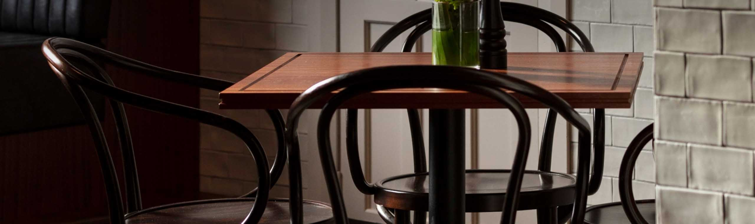Bentwood Chairs and Bar Stools