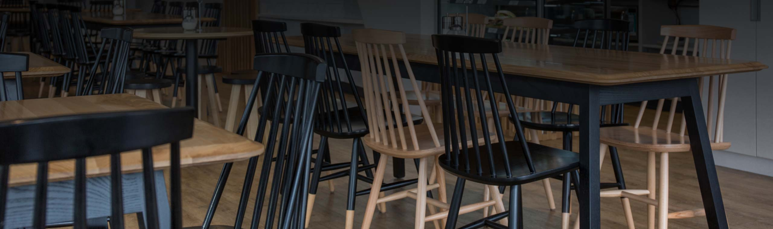 Timber Chairs and Stools