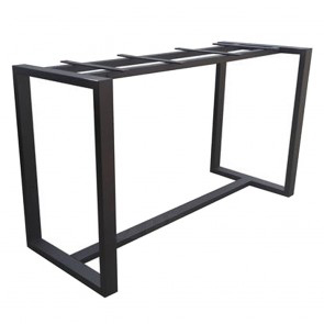 Table Bases Table Legs Steel Outdoor Cafe Metal Industrial - Commercial table bases