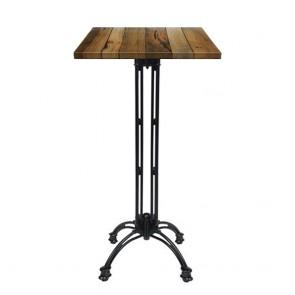 Outdoor Timber Bar Tables